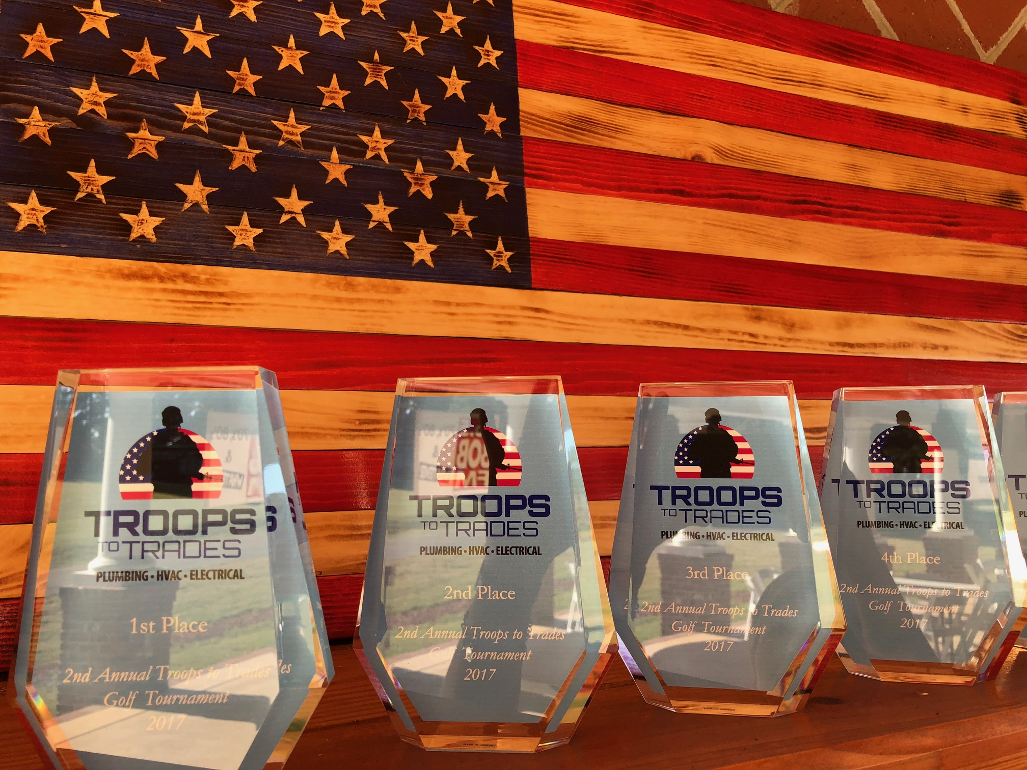2nd Annual Troops To Trades Golf Tournament A Success!