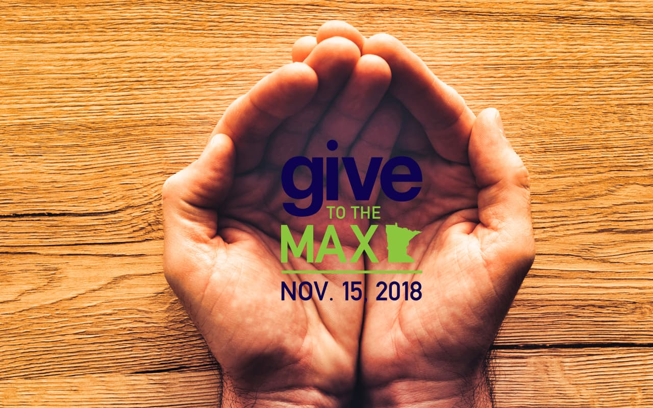 """Help Us Build Our Scholarship Fund on """"Give to the Max Day"""" – November 15"""