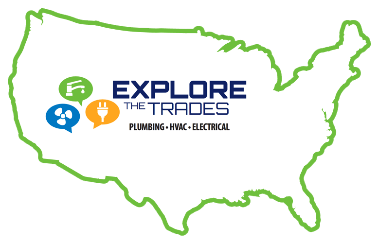 Explore The Trades Map of the United States